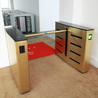 CE certified access control turnstile