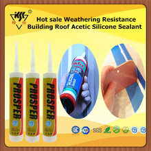 Hot sale Weathering Resistance Building Roof Acetic Silicone Sealant