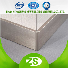 Decoration Used Wood Plastic Composite Baseboard