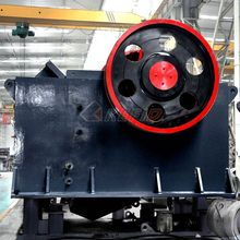 China Great Performance and High Reliable Operation Jaw Crusher for Sale from Kefid