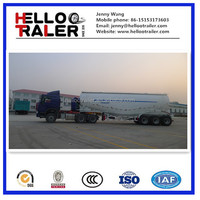 3 Axle cement bulk tanker trailer for sale