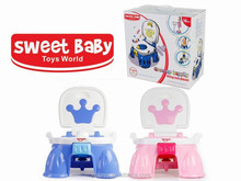 Multifunctionl plastic baby potty /baby toilet