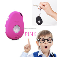 mini gps tracker sticker WCDMA SOS Button Personal GPS Tracker for Kids/Old People with Two-way Intercom & Dialing