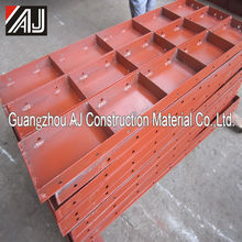Guangzhou manufacturer rust-proof construction shuttering plates