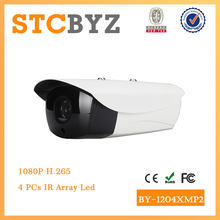 H.265 1080P IP outdoor security camera