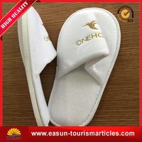 free sample traveling foldable inflight disposable eva airline slippers