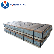 Trailer decking 3003 1050 H24 2MM aluminum five bars sheet