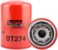 Used truck parts Engine oil filter BT274