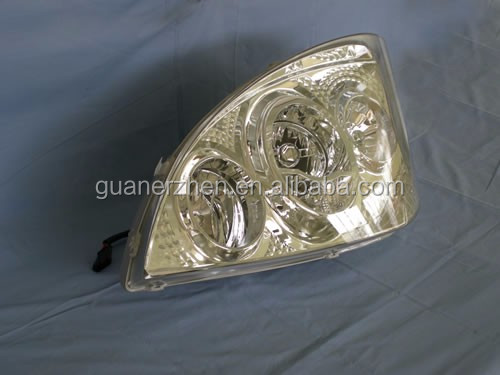 Front head lamp for Yutong Bus 6120