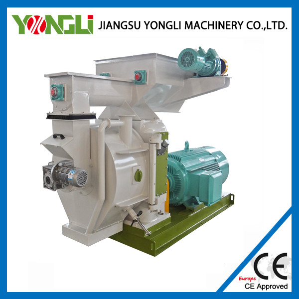 Din+Quality Moderate price wood pellet machinery