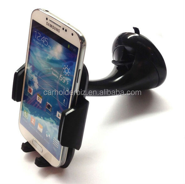 New Car Mount Holder for HTC iphone5 Samsung Galaxy S S2 S3 S4 Note 2 3 phone