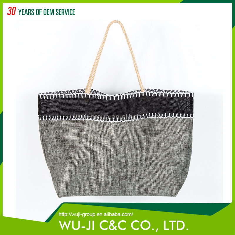 Top selling personalized multi color polyester foldable shopping bag