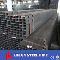 top 3 black steel pipe astm a120 with high quality