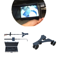 1080P digital new generation 7 inch Monitor real time video show Under vehicle mirror
