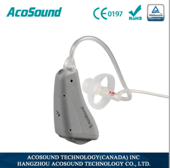 sound amplifier hearing aid Acomate 230OF chinese new product 2channels 4Bands battery 13A