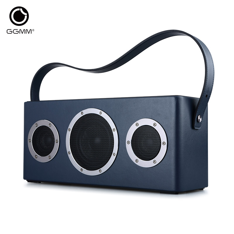 GGMM M4 WiFi Wireless Bluetooth Speaker Portable Audio HiFi Home Theatre Sound System Stereo Music Subwoofer Computer Speakers