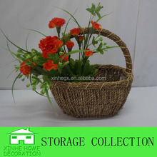 Beautiful Natural Handmade Flower Basket