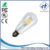 2018 rotating antique Soft LED filament lamp 4W ST64 flat filament lamps light