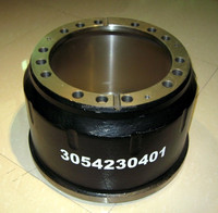 German Auto Parts brake drum 3054230401