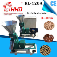 Hot Sale KL-120A Animal Feed Mill Mixer/feed barley