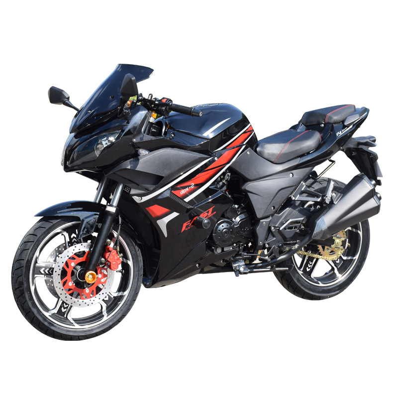 Factory Price Manufacturer Supply Chinese Price-friendly Wholesale Adult Sport Racing 200cc Gas Best Quality <strong>Motorcycle</strong>