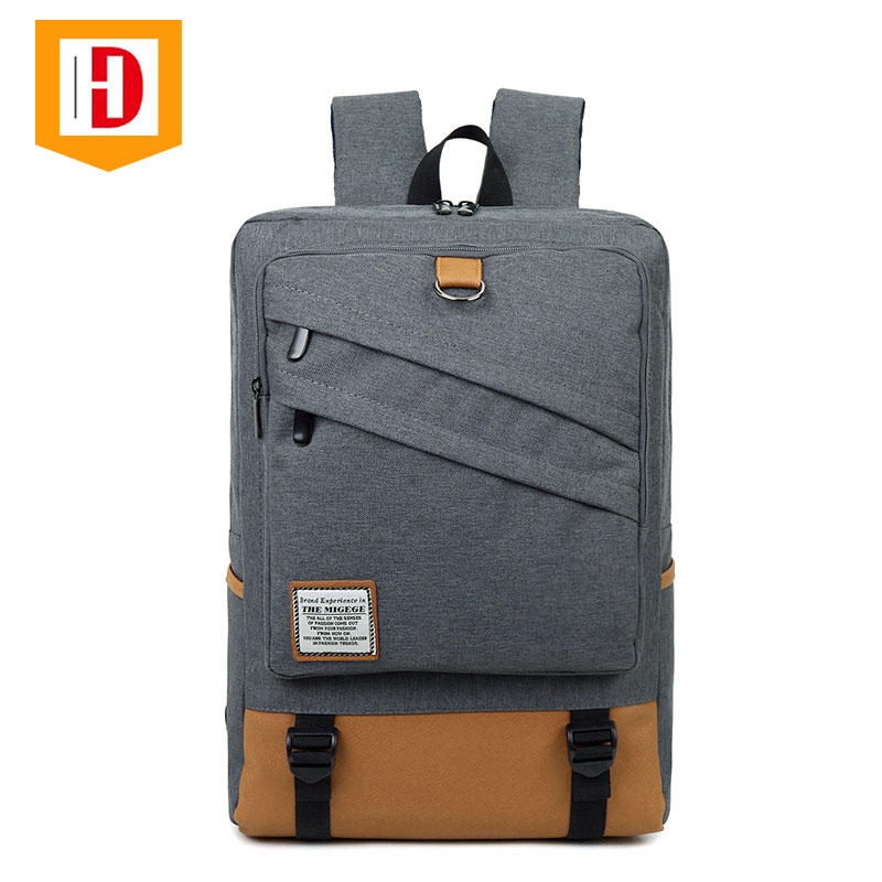 China Wholesale Fashion15.6 Inch Laptop Backpack Women PVC Zipper Bag Backpack <strong>School</strong> For Students