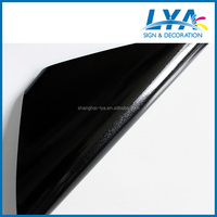 Premium grade removable black adhesive pvc bulk vinyl rolls for printing