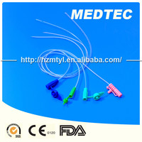 Medical Consumables High Quality Silicone Stomach Tube, nasogastric tube, suction tube