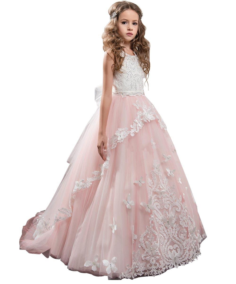 Wholesale kids ball gowns - Online Buy Best kids ball gowns from ...