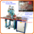 Pneumatic / pedal high frequency foot step double head PVC bag welding machine