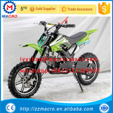 Hot sale 2 stroke 50cc Mini dirt bike for kids