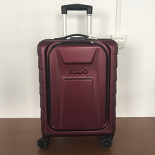 2018 New front pocket famous brand Totoo trolley luggage