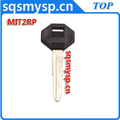 G-013 Classic Steel brass car key blanks typles in china Mit2rp MIT-2IP MIT2P36 MS11LP