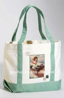 2011 ecological canvas shopping bag