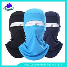 Full face lycra outdoor Windproof motorcycle sports balaclava Winter Ski Mask Hats
