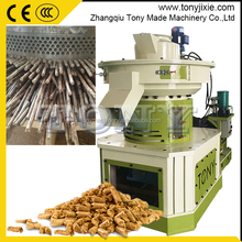 Biomass Ring Die Pellet Press Machine Widely Exported to Bulgaria and Serbia