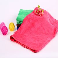 Microfiber Cool Dryer Clothes 350gsm Screen Cleaner Glass Jewelry Polishing Buffing Cleaning Bulk Towel