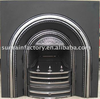factory direct freestanding indoor wood wall insert fireplace