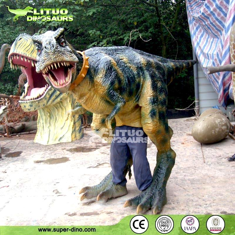 Adult Professional Dinosaur Costume for Sale