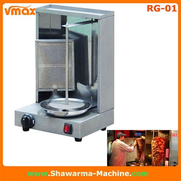 Secure payment to buy gas vertical broiler for mutton/meat