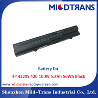 High Quality Laptop Battery for HP 4320S 420 10.8V 5.2Ah 56Wh