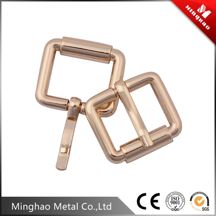 Mens metal belt pin buckles for watch parts