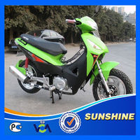 2013 Chongqing Best Selling Nice Looking 125CC Cub Motorcycle