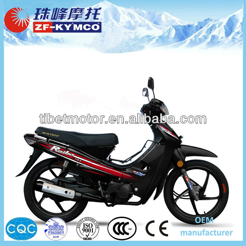 chinese motorcycle brands best price 50cc mini cub bike ZF110-A
