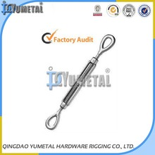 Hot Dipped Galvanized US Type Turnbuckle with Eye And Eye