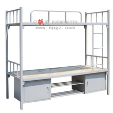 Steel Super Single Bed Frame / Metal Queen Size Bed Design For Sale