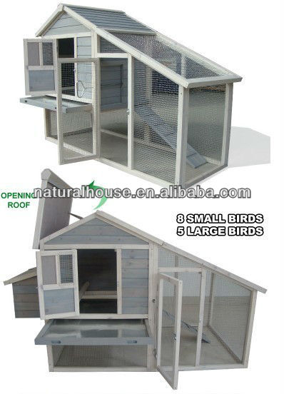 Large Exclusive hen house wooden Chicken Coop