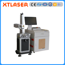 China Supplier HDPE cable fiber laser printing machine for serial engraving