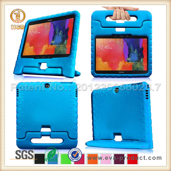 Foam Kids Proof Stand Cover Case for Samsung Galaxy Tab 4 10.1