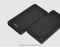 New design leather case cover for Huawei Ascend P7